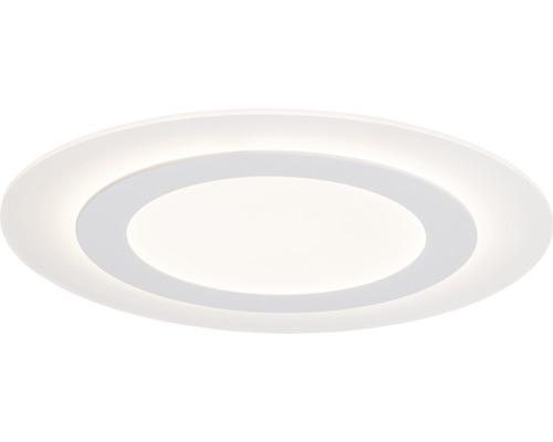 LED Deckenleuchte dimmbar 38W 3800 lm 3000 K warmweiß Ø 480 mm Karia weiß