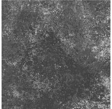 Feinsteinzeug Wand- und Bodenfliese Heidelberg schwarz 18,6 x 18,6 cm