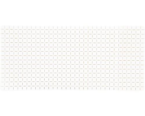 Wanneneinlage Quadro Premium 36 x 76 cm weiß mit Rosenduft