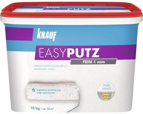 Knauf EASYPUTZ Rollputz 1 mm weiß 10 kg