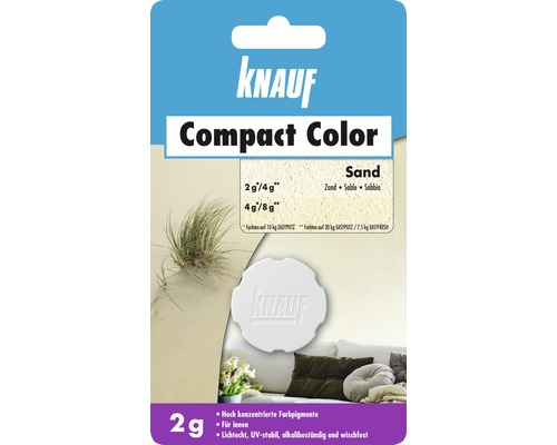 Knauf Compact Color Sand 2 g