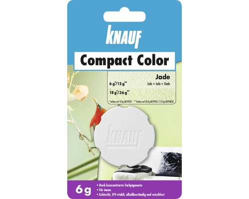 Knauf Compact Color Jade 6 g