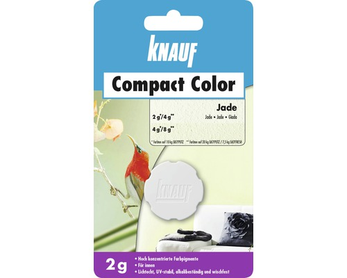 Knauf Compact Color Jade 2 g