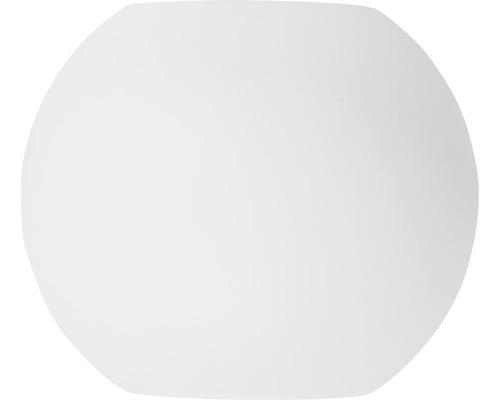 LED Wandleuchte dimmbar 2x3W 2x144 lm 3000 K warmweiß Ø 100 mm Gus weiß