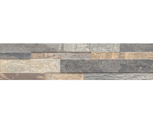 Feinsteinzeug Verblender Canyon Multic 15 x 61 cm