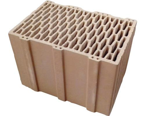 Planziegel Thermopor 24,7 x 36,5 x 24,9cm 12DF 8-0,8