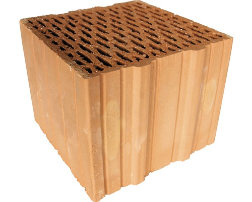 Planziegel Thermopor 30,7 x 30,0 x 24,9cm 12DF 8-0,8