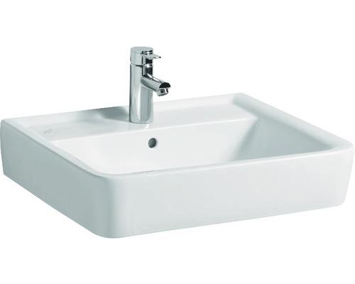 Keramag / GEBERIT Aufsatzwaschbecken Renova Plan 60 cm weiß 225160600