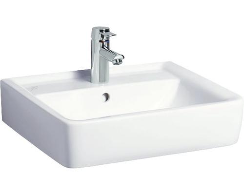 Keramag / GEBERIT Aufsatzwaschbecken Renova Plan 55 cm weiß 225155000