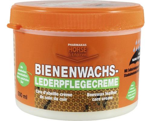 Bienenwachs-Lederpflegecreme PHARMAKAS 500 ml