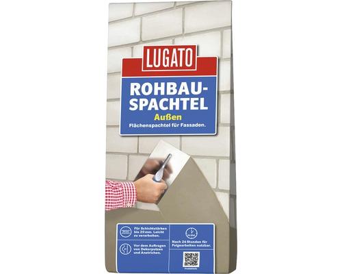 Flächenspachtel Lugato Rohbauspachtel Aussen 5 kg