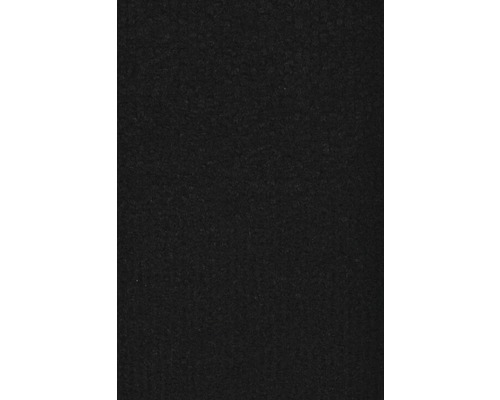 Messeteppichboden Nadelfilz Meli 87 schwarz 200 cm breit x 60 m (ganze Rolle)