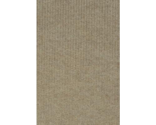 Messeteppichboden Nadelfilz Meli 17 hellbeige 200 cm breit x 60 m (ganze Rolle)