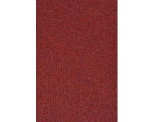 Messeteppichboden Nadelfilz Meli 21 rot 200 cm breit x 60 m (ganze Rolle)