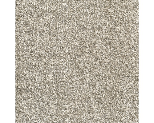Teppichboden Velours Grace Farbe 69 beige 400 cm breit (Meterware)