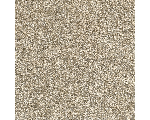 Teppichboden Velours Grace Farbe 70 beige 500 cm breit (Meterware)