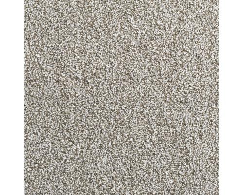 Teppichboden Velours Grace Farbe 65 hellbraun 400 cm breit (Meterware)