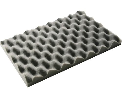 Akustik-Schaumstoff Noppenplatte Akupur 200x100x5 cm