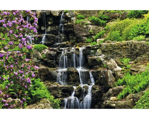 Fototapete Papier Cascading Waterfall Bei Hornbach Kaufen
