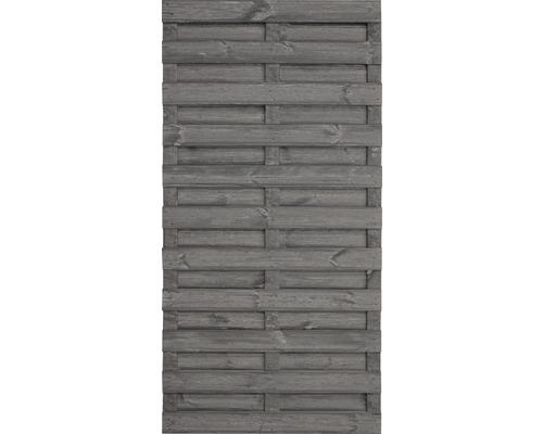 Teilelement Konsta Shabby Chic 90 x 180 cm grau