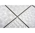 Keramikmosaik SPIRIT W3 30x30 cm weiß