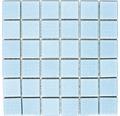 Keramikmosaik CH A1 30x30 cm blau