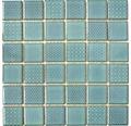 Keramikmosaik CH E3 30x30 cm grau