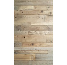 Barnwood Echtholzpaneel Montreal Natural, Pack = 0,80 m²