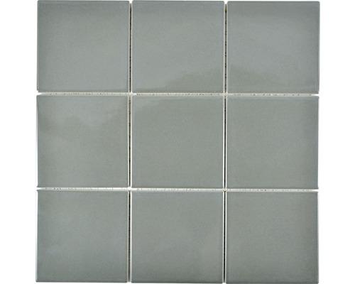 Keramikmosaik CQ 110 30x30 cm grau