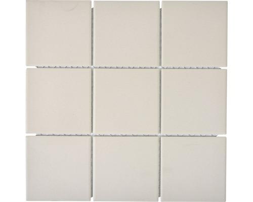 Keramikmosaik CU 942 29,25x29,25 cm beige