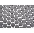 Keramikmosaik CU K289 31,5x29,4 cm schwarz
