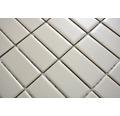 Keramikmosaik ST 415 30x30 cm schlamm matt