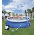 Fast-Set-Pool Rundbecken Ø 366 cm, Höhe 91 cm