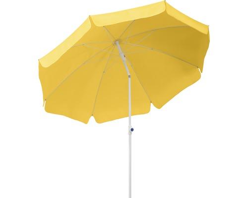 Sonnenschirm Schneider Ibiza Ø 240 cm gelb