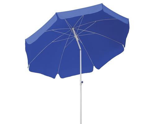Sonnenschirm Schneider Ibiza Ø 200 cm H 215 cm blau