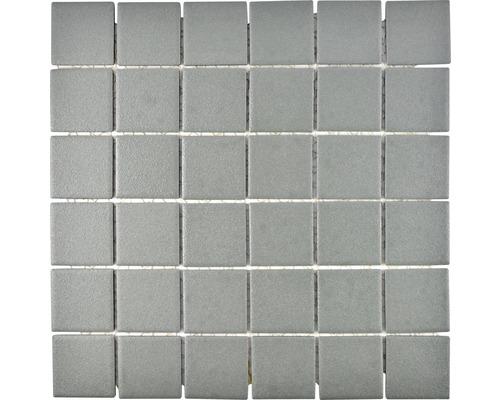 Keramikmosaik SAT 502 30x30 cm grau