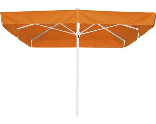 Sonnenschirm Schneider Quadro 300 x 300 cm orange