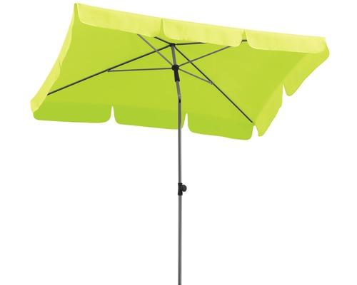 Sonnenschirm Schneider Locarno 180x120x240 cm apfelgrün