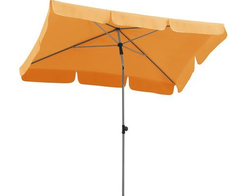 Sonnenschirm Schneider Locarno 180x120x240 cm mandarine