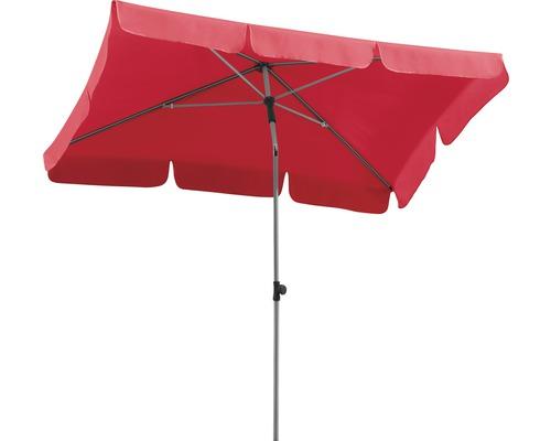 Sonnenschirm Schneider Locarno 180x120x240 cm rot