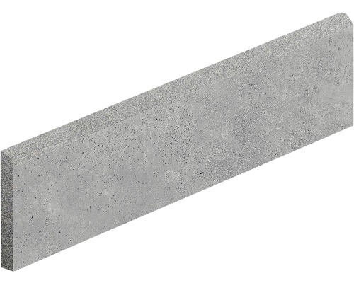 Sockel Hometec Grey lap. 7,5x60 cm Inhalt 3 Stück