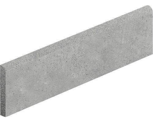 Sockel Hometec Grey matt 7,5x60 cm Inhalt 3 Stück