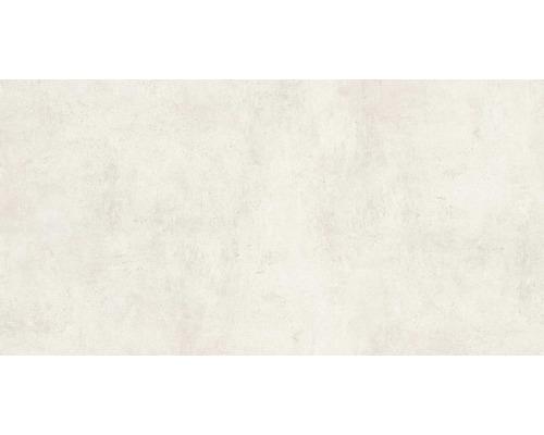 Feinsteinzeug Wand- und Bodenfliese Hometec Ivory matt 60 x 120 cm