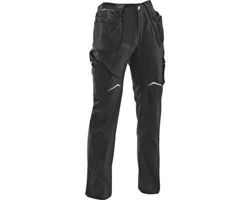 Bundhose mit Holstertaschen Hammer Workwear schwarz W46/L34