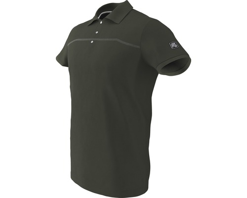 Poloshirt Hammer Workwear oliv Gr. XXL