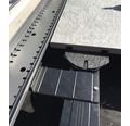 Terrassenlager Befestigungsaufsatz S-Fix Set = 50 Stück inkl. Bohrschrauben für UK Big- / Twixt-Isostep-Clip
