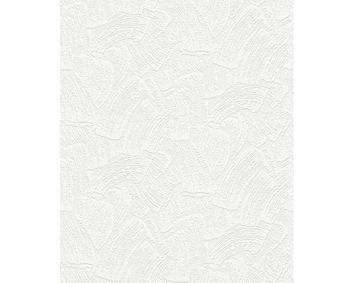 Vinyltapete 978701 Struktur überstreichbar weiß