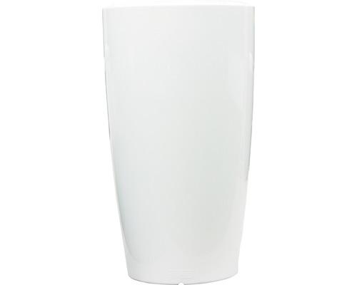 Pflanzvase Degardo Rovio III Kunststoff Ø 62 H 110 cm weiß
