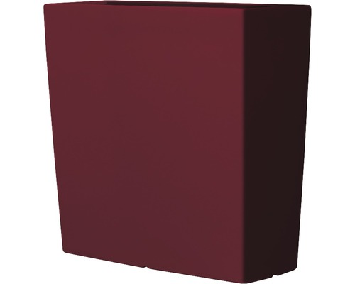 Pflanzkübel Degardo Trevia 900 K Kunststoff 90x39x90 cm rot