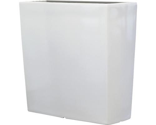 Pflanzkübel Degardo Trevia 900 K Kunststoff 90x39x90 cm weiß